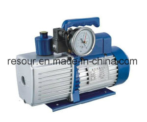 Single Stage Vacuum Pump (with vacuum gauge and solenoid valve) for Refrigeration, Vp115, Vp125, Vp135, Vp145 pictures & photos