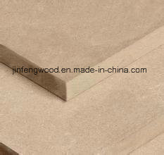 1220*2440mm Plain MDF Board with High Quality pictures & photos