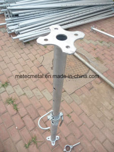 Formwork Shoring Post Adjustable Steel Acrow Props for Sale pictures & photos