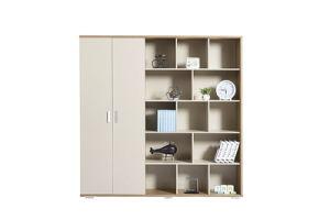 Elegant Modern File Cabinet Design/Solid Surface Display Cabinet pictures & photos
