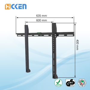 High Quality Max Vesa 600X400 TV Bracket for 37-64 Inch Screen pictures & photos