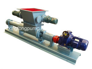 Xinglong Xg Series Open Hopper Mono Screw Pump Used in Tomato Ketchup/Mayonnaise Processing pictures & photos
