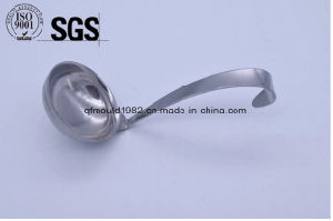 Hot Sale Engraging Laser Logo Teaspoon (ISO) pictures & photos