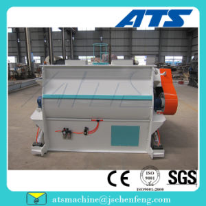 Stainless Steel Double Shaft Mixer with Ce ISO SGS pictures & photos