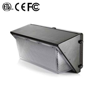High Lumen 100W LED Wallpack 5 Years Warranty ETL FCC Approval pictures & photos