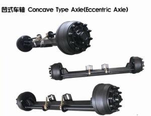 Trailer Part Eccentric Axle (concave type) pictures & photos