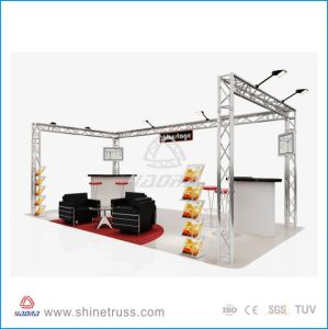 Exhibition Booth Truss, Lighting Truss, Advertisement Truss, Clapboard Used Truss pictures & photos