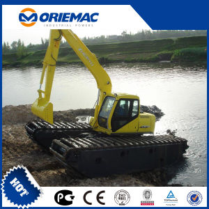 China Rongsheng Brand Mini Amphibious Excavator Zy80SD pictures & photos