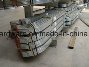 Overhead Warehouse Automatic Sectional Door Track pictures & photos