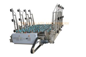 Tql4228 Automatic Glass Loading Machine pictures & photos