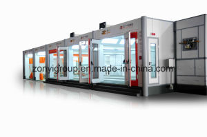 Zonyi Spray Booth Ce Oven Booth Manufacturer Spray Booth pictures & photos