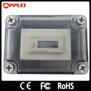 Manufacturer Waterproof Box 6 Digital Lightning Strike Counter pictures & photos