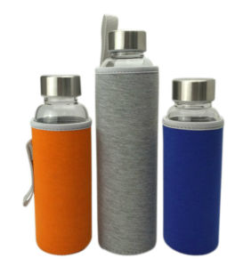 Promotional Neoprene Beverage Bottle Holder with Customized Size pictures & photos