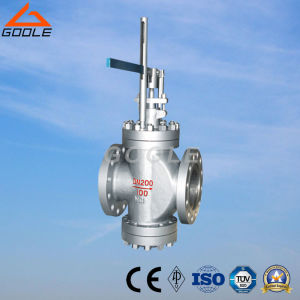 Y45h Lever Operated Double Seat Pressure Reducing Valve pictures & photos