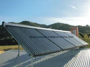 Solar Floor Heating Collector with Solar Keymark Efficiency 0.71 pictures & photos
