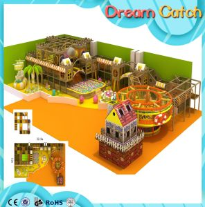 Beautiful Area Indoor Kids Playground for Amusement Park pictures & photos