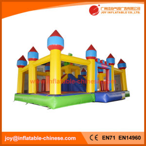 China Inflatable Toy/ Inflatable Jumping Castle Amusement Park Bouncer (T6-450) pictures & photos