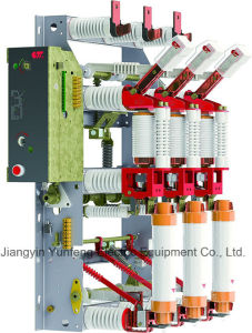 Yfzrn16b-Manual and Electric Functions for Hv Load Break Switch