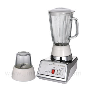 Traditional Blender with Glass Jar Kitchenware pictures & photos