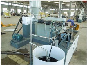 PE Soft Spiral Sleeve Extrusion Machine pictures & photos