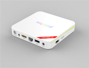 Two Color Private Model S912 2g 16g Pendoo X9 PRO TV Box pictures & photos