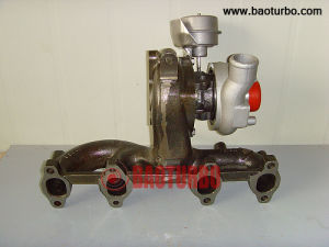 BV39 54399700017 Turbocharger for Valkswagen