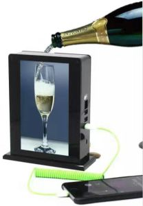 Restaurant Table Top Power Bank for Phone Charging pictures & photos