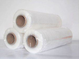 Pre-Stretch Film Mldpe 100% Virgin Materials pictures & photos