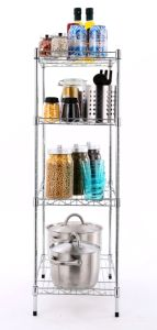 4 Layer Wire Shelf with SGS Approval pictures & photos