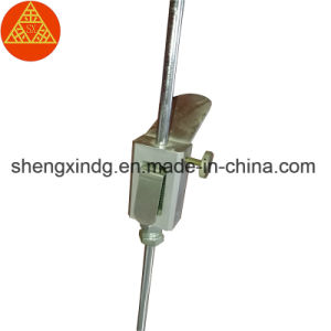 Car Auto Vehicle Wheel Alignment Wheel Aligner Steering Wheel Holder Brake Pedal Depressor Sx402 pictures & photos