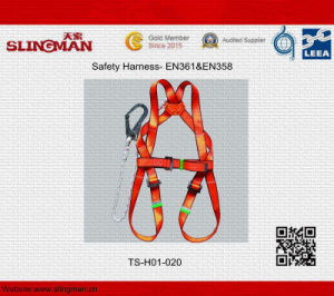 Ts-H01-035safety Harness (EN361&EN358) pictures & photos
