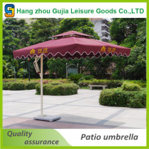 Customized Printing Detachable Promotional Garden Events Straight Umbrellas pictures & photos