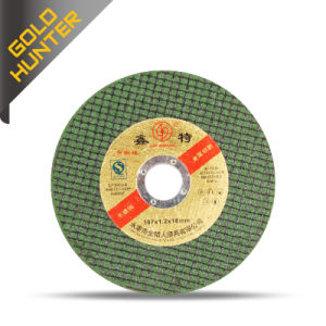 Xinte Green Cutting Disc for Stainless Steel 125 pictures & photos