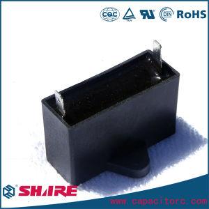 Metallized Polypropylene Film AC Motor Run Cbb61 450V Fan Capacitor pictures & photos