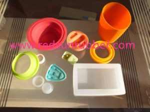 Custom Food Grade Silicone Rubber Products