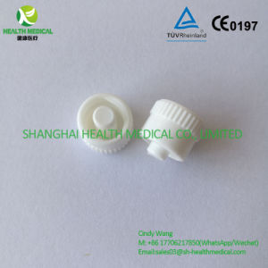 White Combi Stopper/Luer Cap, Customized in OEM Packaging
