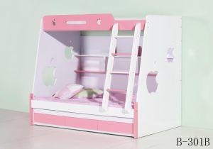 Children Loft Bunk Bed with Storage and Children Furniture pictures & photos