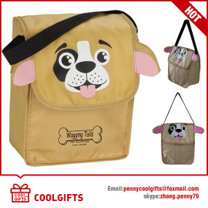 Cute Kids Insulated Animal Cooler Backpack Bag with Cartoon Pattern pictures & photos