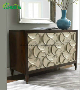 Elegant Freshing Bedroom Made in China Mirrored Cabinet pictures & photos