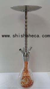 New Top Quality Stainless Steel Shisha Nargile Smoking Pipe Hookah pictures & photos