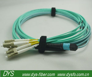 24 Cores MPO Fiber Optic Cable Trunks pictures & photos