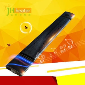 IPX4 Outdoor Electric Patio Heater With Bluetooth Speakers pictures & photos