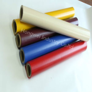High Quality PVC Coated Polyester Fabric pictures & photos