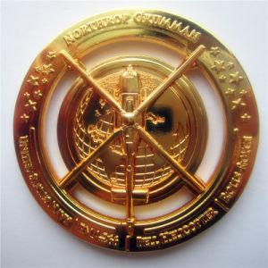 Wholesale Promotion Gold Metal Souvenir Coin