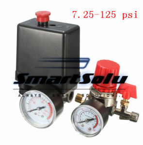 7.25-125 Psi Air Compressor Pressure Switch Control 15A 240V/AC pictures & photos