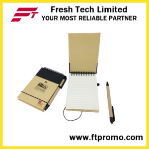 Chinese Promotional Gift Notebook with Branding pictures & photos