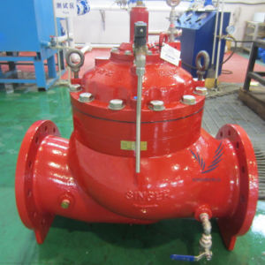 Singer UL Listed Fire Protection Pressure Diaphragm Control Valve pictures & photos