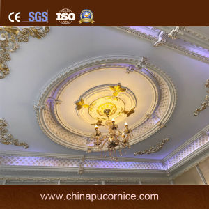 High Quality PU Ceiling Medallions for Villa Decoration pictures & photos