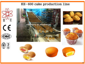 Kh-600 Cake Donut Machine Manufacturer pictures & photos
