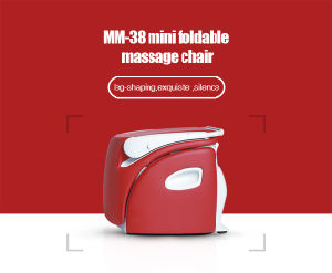 Zipper Cloth Cover Cheap Massage Chair mm-38 pictures & photos
